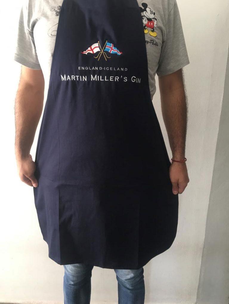 Mandil martin miler