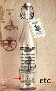 botella de agua personalizada