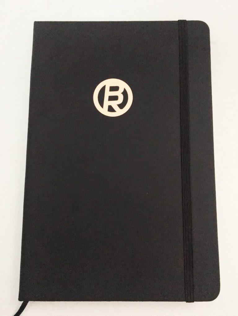 cuaderno tipo Romero and Brass